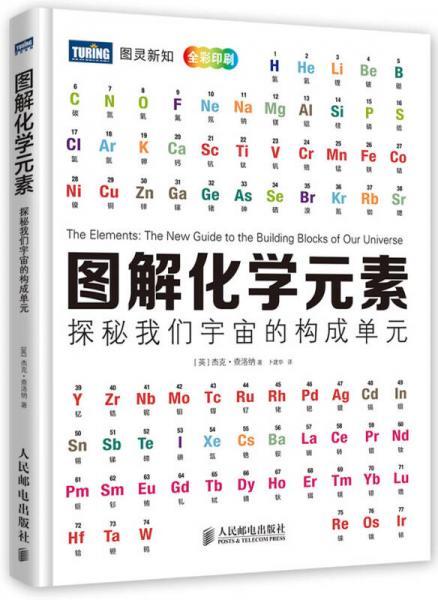 图解化学元素