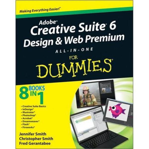 AdobeCreativeSuite6DesignandWebPremiumAll-in-OneForDummies
