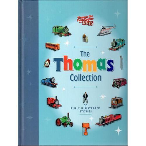 Thomas Treasury小火车托马斯故事集