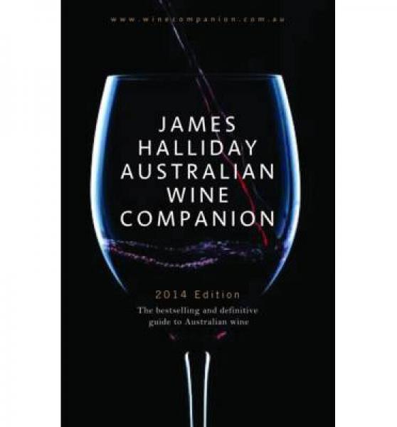 James Hallidays Australian Wine Companion 2014 英文原版