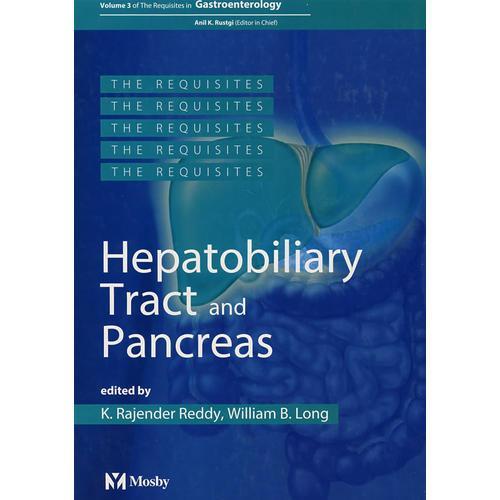 肝胆与胰腺:为长并必备系列(第三卷) Hepatobiliary Tract and Pancreas