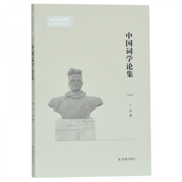 中国词学论集(安徽大学文学院文典学术论丛)