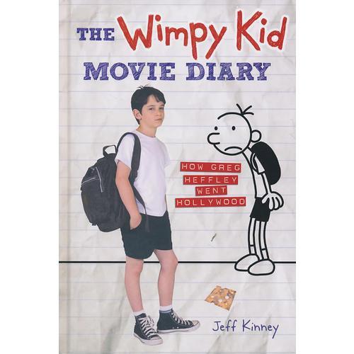 The Wimpy Kid Movie Diary 小屁孩日记-电影版