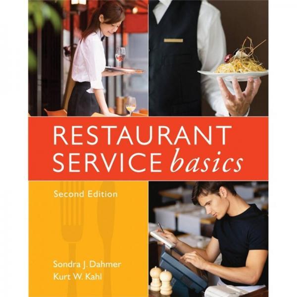 Restaurant Service Basics[餐饮服务的基本知识]