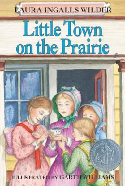 Little Town on the Prairie[草原上的小镇]