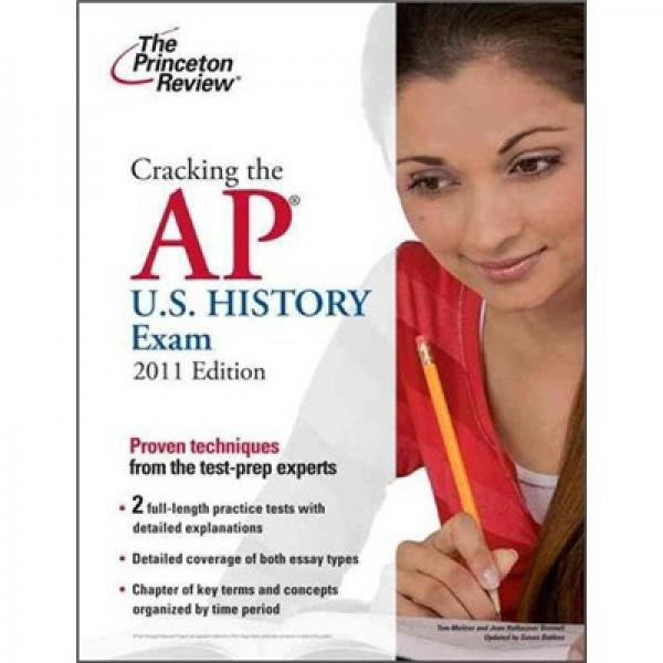 Cracking the AP U.S. History Exam