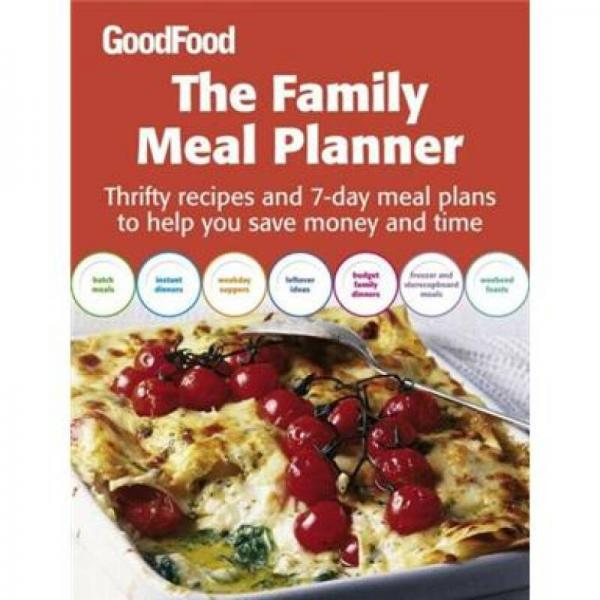 Family Meal Planner (Good Food Magazine)