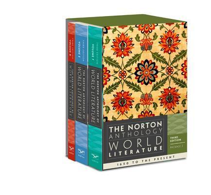 TheNortonAnthologyofWorldLiterature