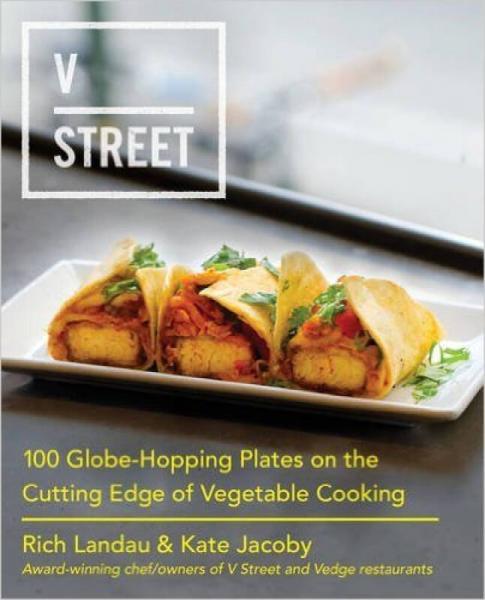 V Street  100 Globe-Hopping Plates on the Cuttin