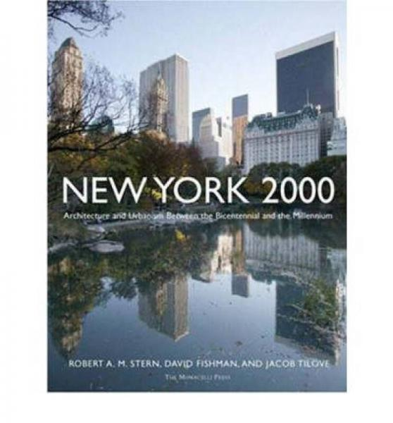 New York 2000  Architecture and Urbanism Between