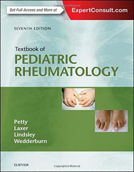 TextbookofPediatricRheumatology小儿风湿病学,第7版