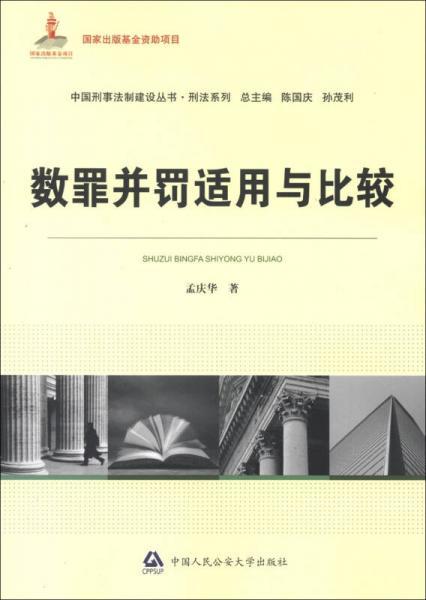 中国刑事法制建设丛书·刑法系列:数罪并罚适用与比较