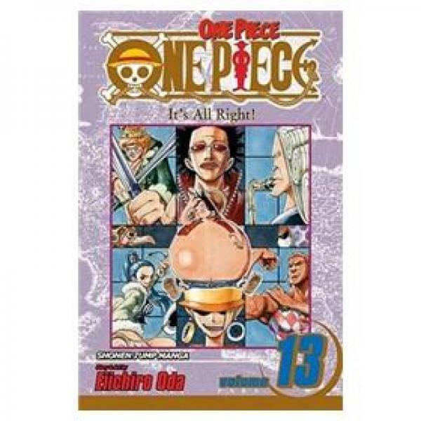 One Piece v. 13海贼王