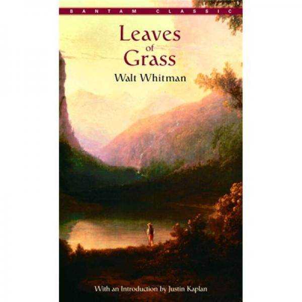 Leaves of Grass (Bantam Classics)