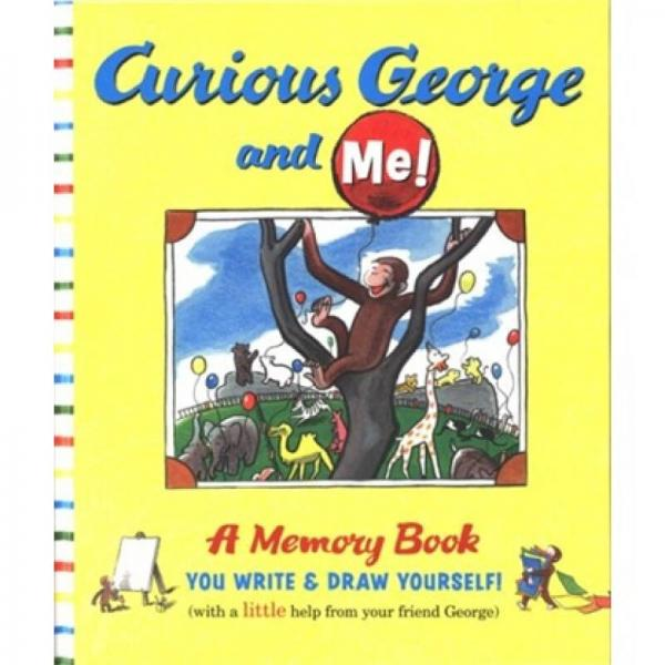Curious George and Me!  好奇的乔治系列