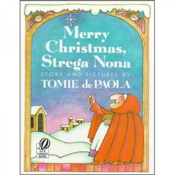 Merry Christmas, Strega Nona[圣诞快乐 巫婆奶奶!]