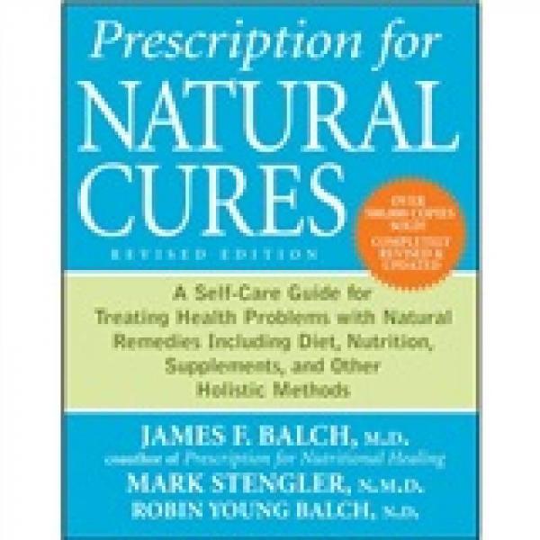 Prescription for Natural Cure (Revised Edition)