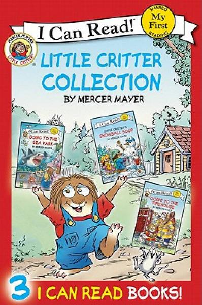Little Critter Collection: Contains Little Critter (My First I Can Read)