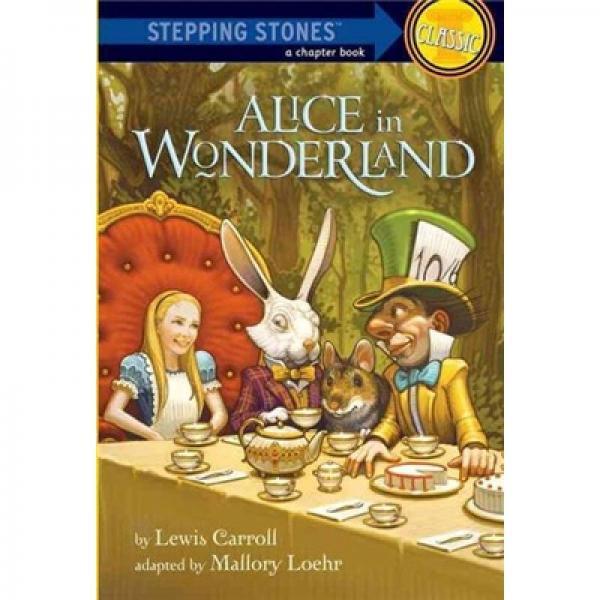 Alice in Wonderland 爱丽丝梦游仙境
