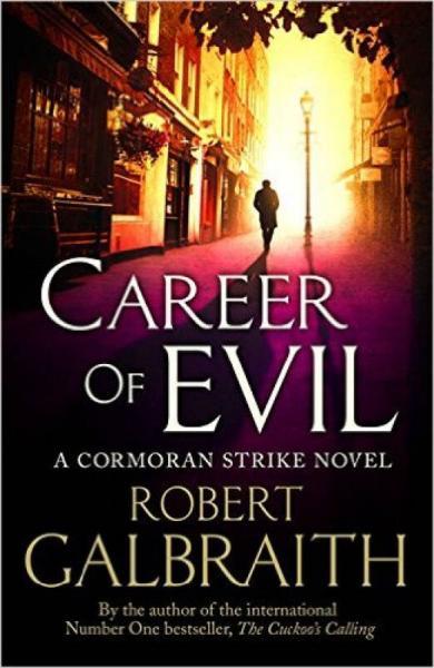 Career of Evil HB