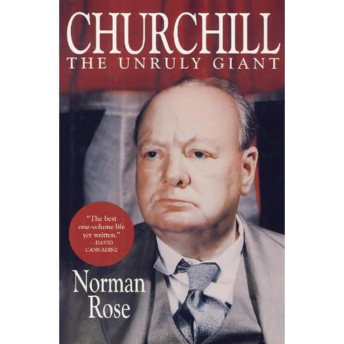 (丘吉尔——桀骜不驯的巨擎)  Churchill: The Unruly Giant