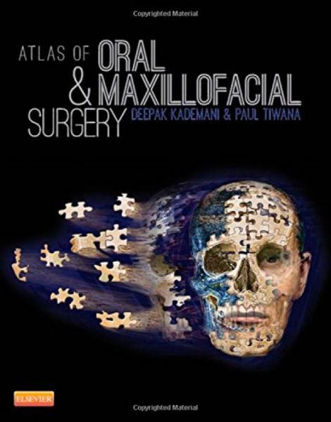 AtlasofOralandMaxillofacialSurgery,1e