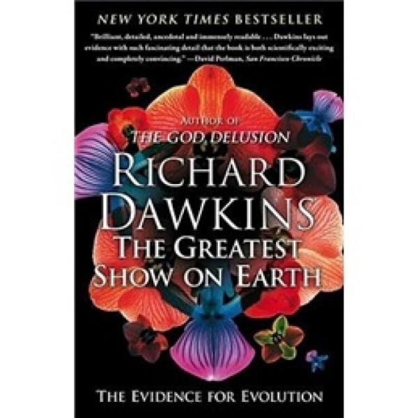 TheGreatestShowonEarth:TheEvidenceforEvolution
