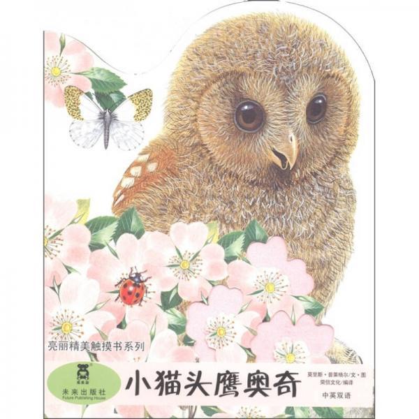 亮丽精美触摸书系列:小猫头鹰奥奇(中英双语)