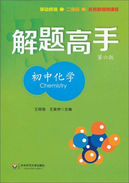 解题高手:初中化学(第6版)