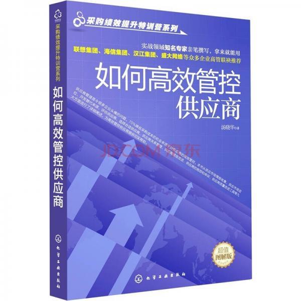 采购绩效提升特训营系列:如何高效管控供应商