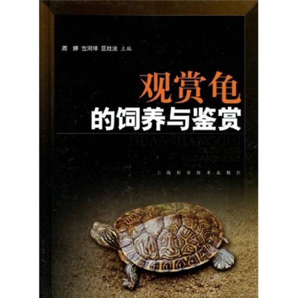 观赏龟的饲养与鉴赏