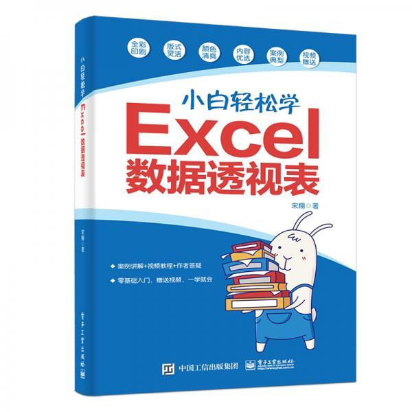 小白轻松学Excel数据透视表