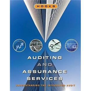 AuditingandAssuranceServices:UnderstandingtheIntegratedAudit