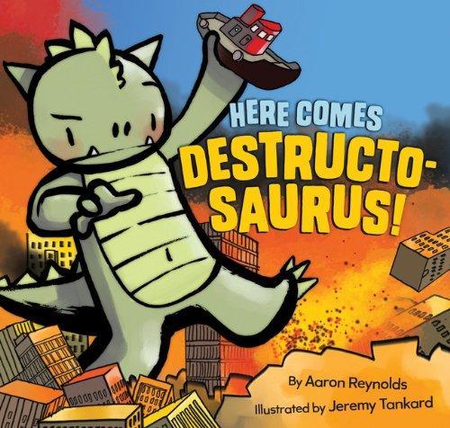 HereComesDestructosaurus!