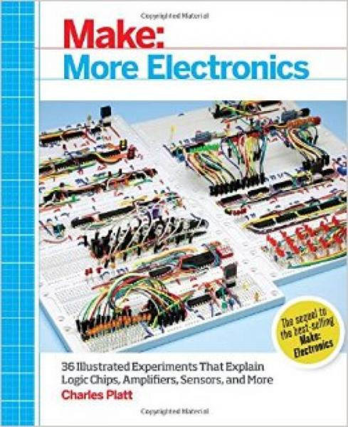Make: More Electronics  Learning Through Discovery