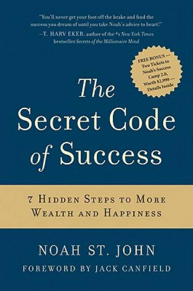 The Secret Code of Success 成功密码: 获取更多财富和幸福的7个隐秘步骤