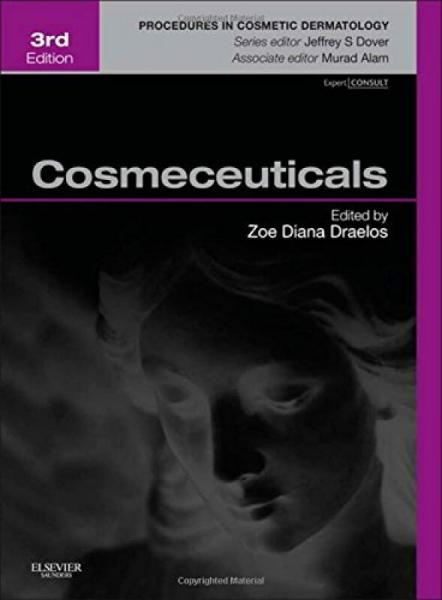 Procedures in Cosmetic Dermatology Series: Cosmeceuticals,3rd edition