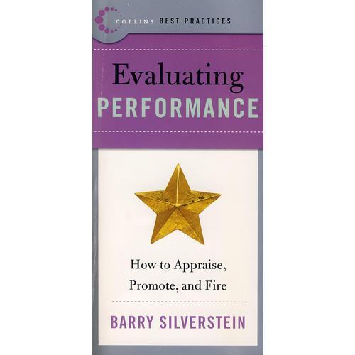 评估、提升和雇佣Evaluating, Promoting, and Hiring