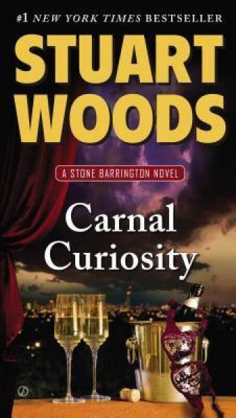 Carnal Curiosity  A Stone Barrington Novel