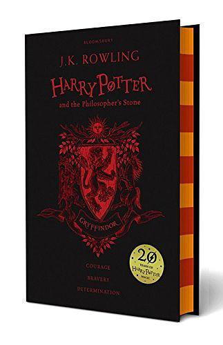 Harry Potter and the Philosophers Stone. Gryffindor Edition