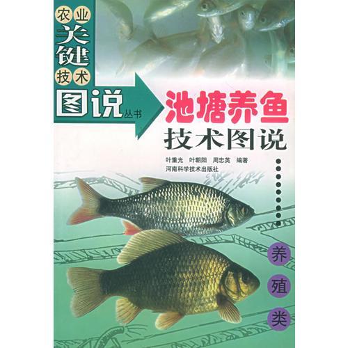 池塘养鱼技术图说(养殖类)——农业关键技术图说丛书
