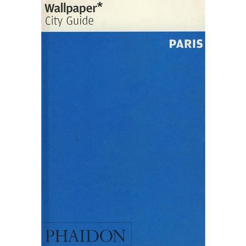 壁纸城市导览系列: 巴黎 Wallpaper City Series: Paris