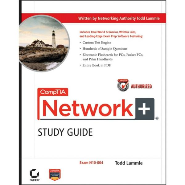 CompTIANetwork+StudyGuide:Exam(N10-004includesCD-ROM)CompTIA网络+学习指南