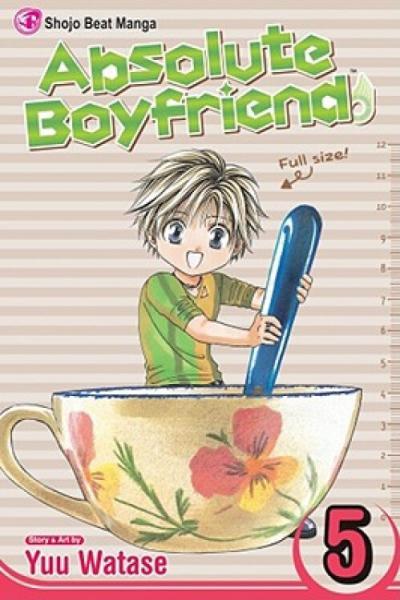 AbsoluteBoyfriend,Vol.5