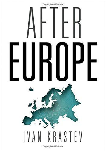 欧洲之后 英文原版 After Europe Ivan Krastev University of Pennsylvania Press