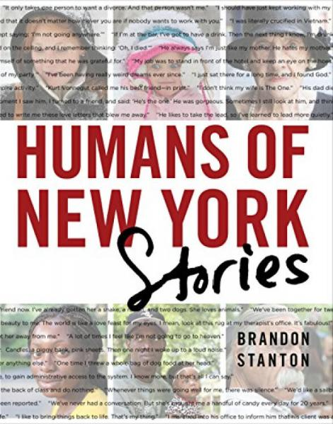 HumansofNewYork:Stories