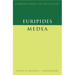Euripides:Medea(CambridgeGreekandLatinClassics)