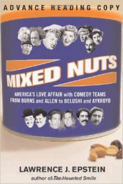 Mixed Nuts  Americas Love Affair With Comedy Te