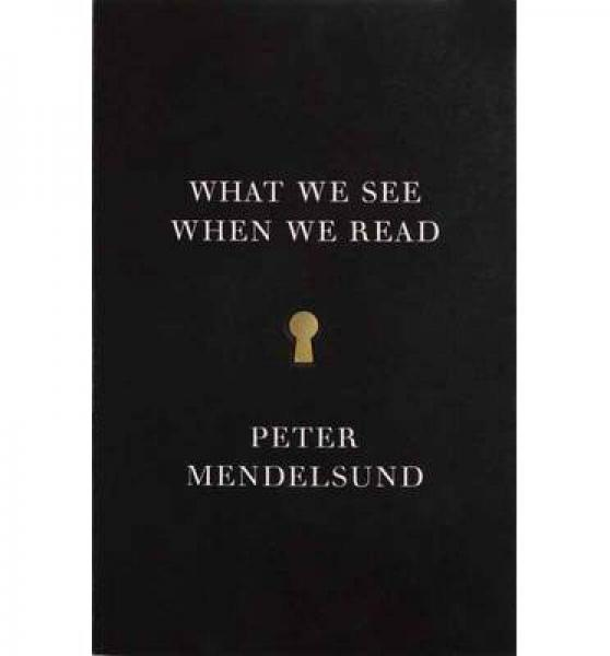 What We See When We Read