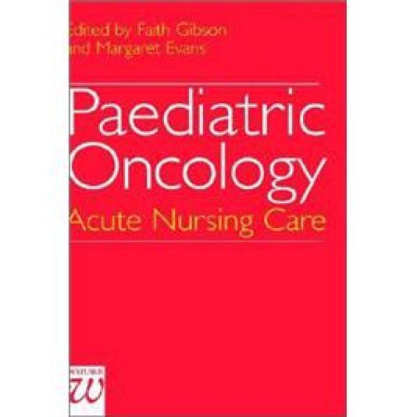 PaediatricOncology:AcuteNursingCare